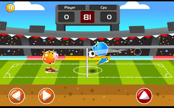 Pet Soccer screenshot 10