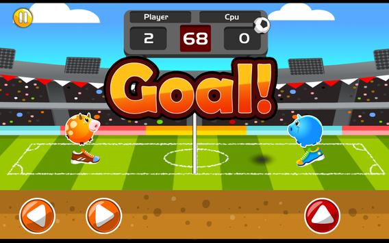 Pet Soccer screenshot 3