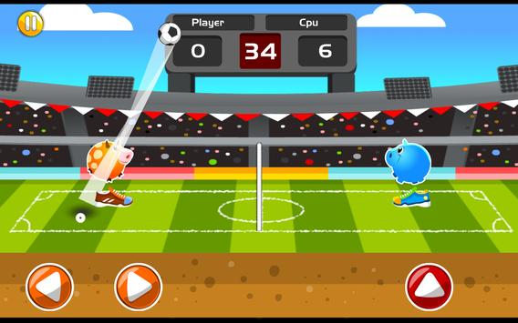Pet Soccer screenshot 5