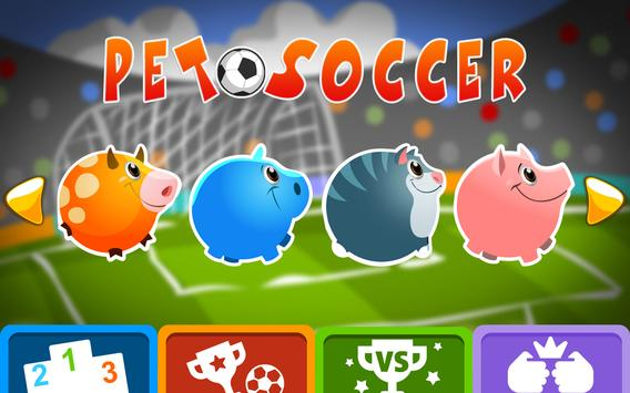 Pet Soccer screenshot 6