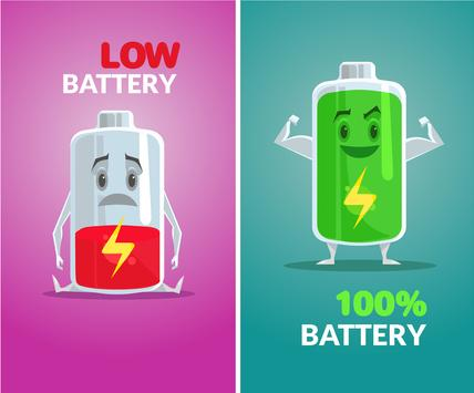 Turn On Battery Saver poster