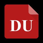 DU APP icon