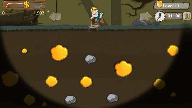 Century gold miner 2017 screenshot 1