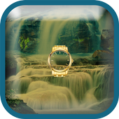 Liveclock Waterfall WP icon