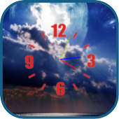 Moonnight Liveclock WP icon