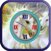 FantasyUnicorn Liveclock icon