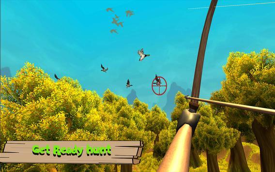 Duck Hunting Archery Master 3D apk screenshot