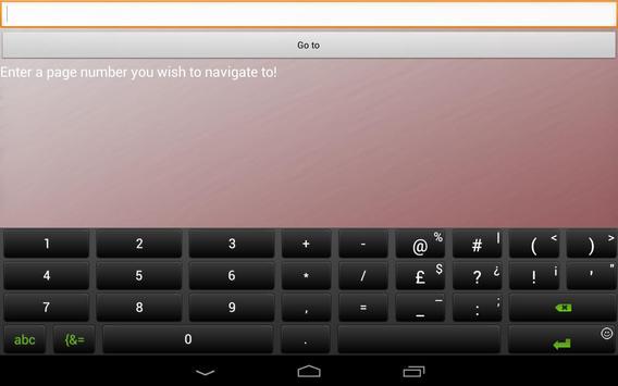 The Log Tables apk screenshot