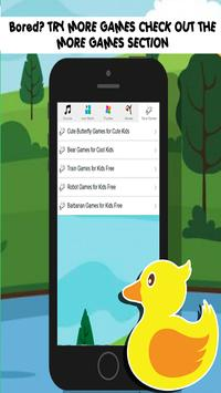 duck games for free for kids screenshot 3