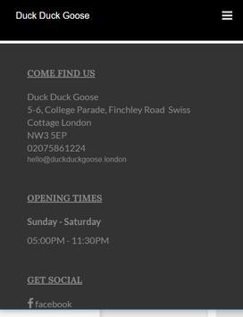 Duck Duck Goose apk screenshot