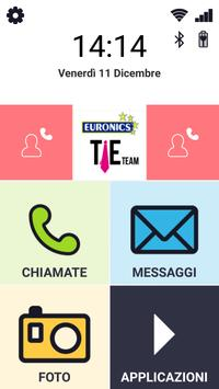 Cellulare Facile Tie Team screenshot 1