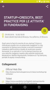 Supernova - Festival Brescia screenshot 2