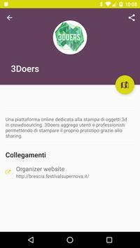 Supernova - Festival Brescia apk screenshot