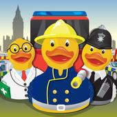 Ducks for Change: City Dash icon