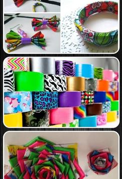 duct tape crafts screenshot 14