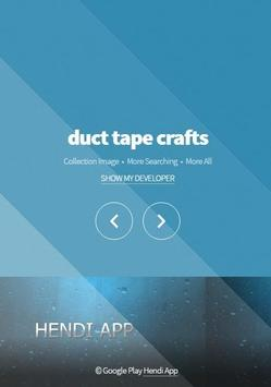 duct tape crafts apk screenshot