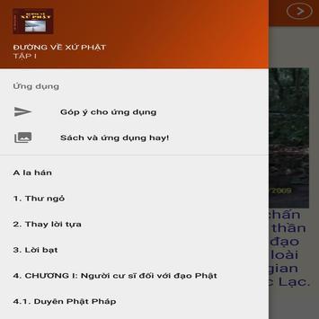 Đường về xứ phật tập 1 apk screenshot