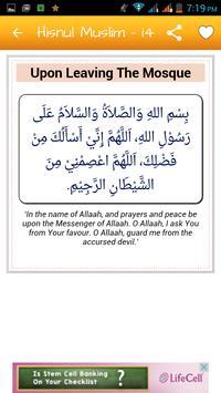 Hisnul Muslim screenshot 2