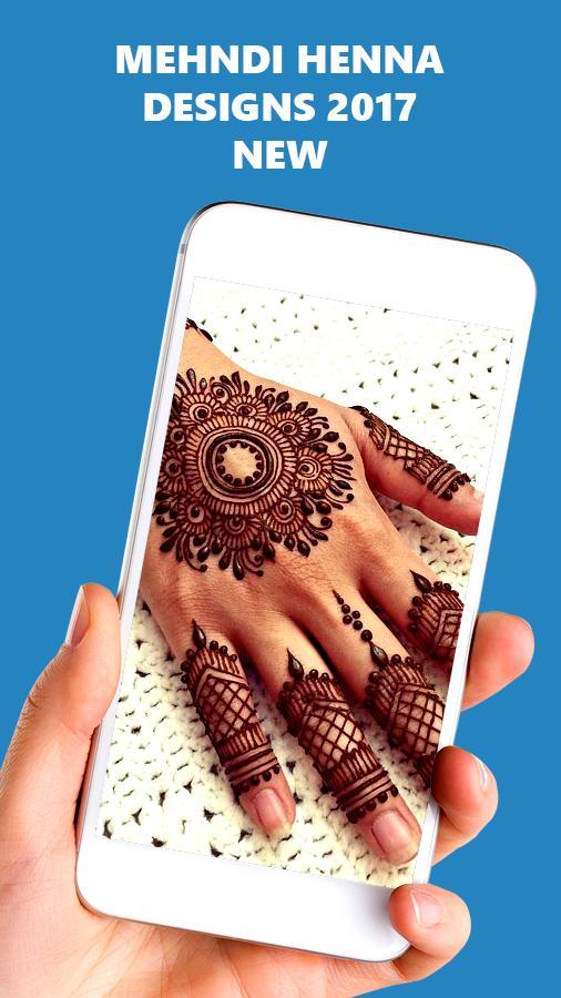 Mehndi Henna Designs 2017 poster