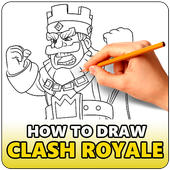 How to Draw Clash Characters icon