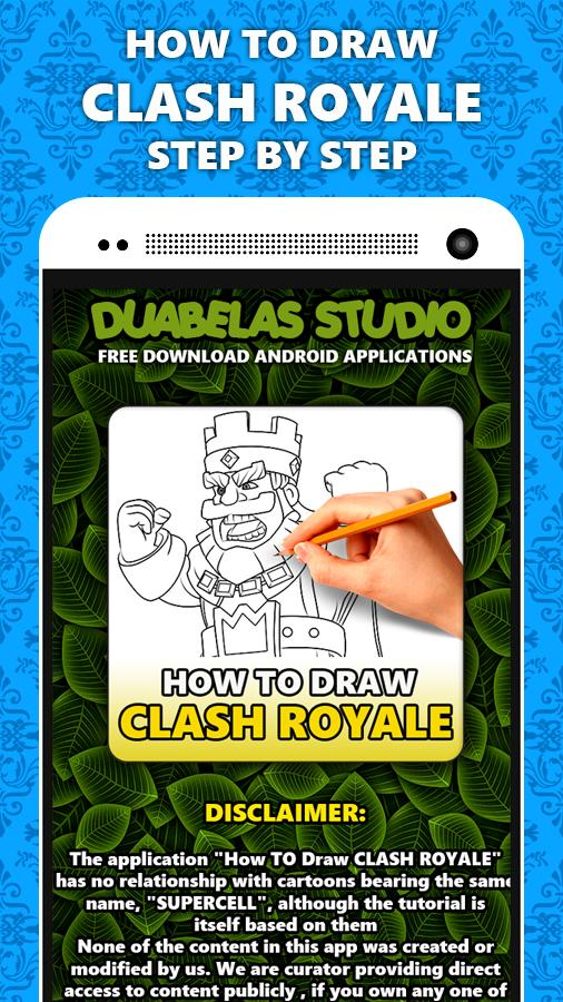 How to Draw Clash Characters poster
