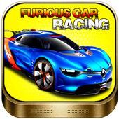 Furious Car Racing PRO icon