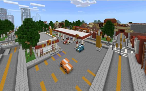 The city of angels map mcpe apk screenshot