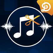 Ringtone Cutter MP3 Maker FREE icon