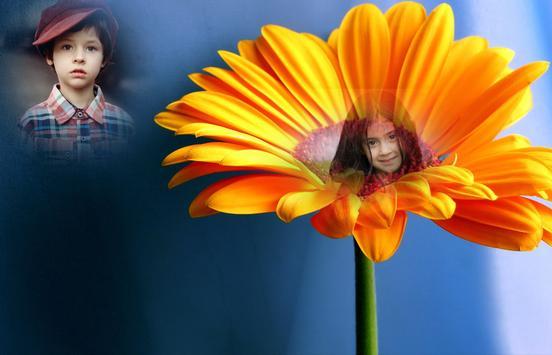 Flower Dual Photo Frames screenshot 3