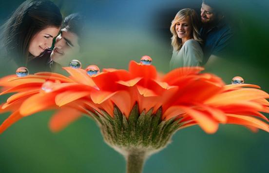 Flower Dual Photo Frames screenshot 5
