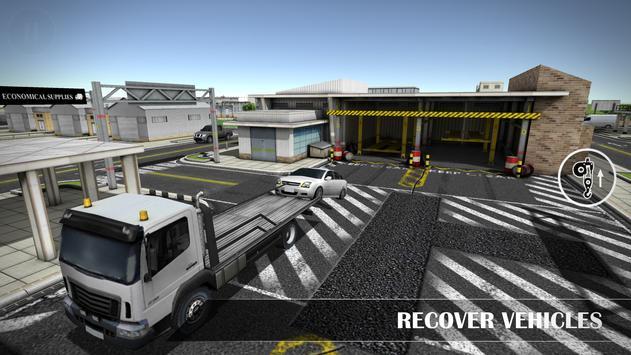 Drive Simulator 海报
