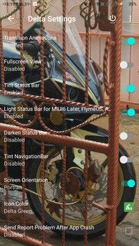DUAL BBM TRANSPARAN TERBARU apk screenshot