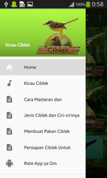Kicau Ciblek screenshot 1