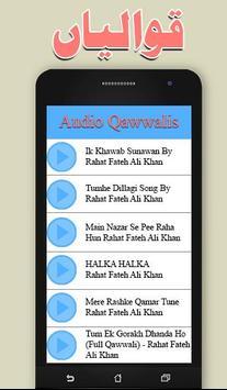 Rahat Fateh Ali Khan Qawwali poster