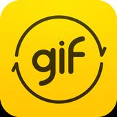 DU GIF Maker: GIF Maker & Editor, Vídeo para GIF ícone