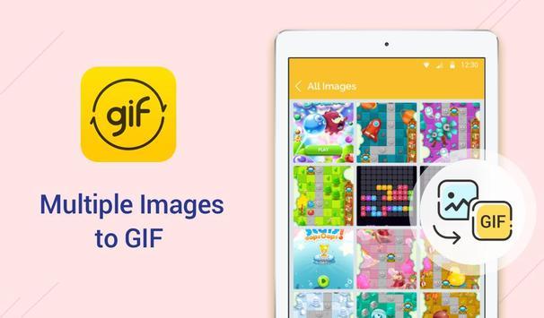 13 Schermata DU GIF Maker