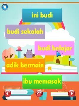 Belajar Membaca apk screenshot