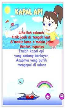 Indonesian children song screenshot 12