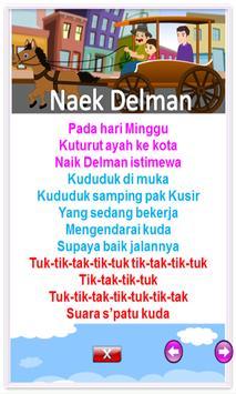Indonesian children song screenshot 20