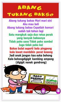 Indonesian children song screenshot 22