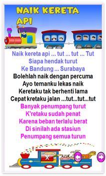 Indonesian children song screenshot 3