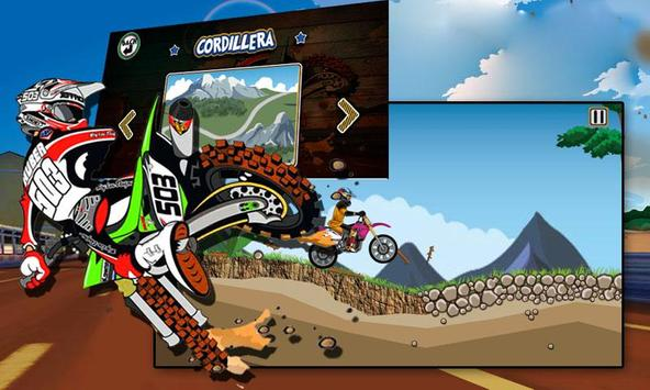 Crazy Racing Moto 3D apk screenshot