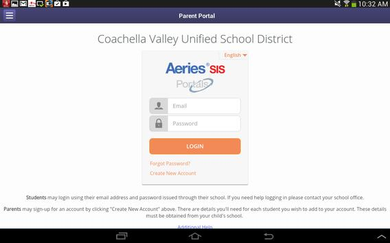 CVUSD Connect screenshot 6