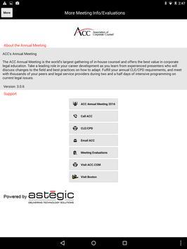 ACC Member-to-Member screenshot 10