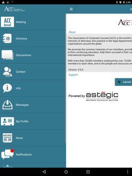ACC Member-to-Member screenshot 5