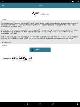 ACC Member-to-Member screenshot 6