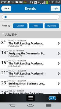 RMA apk screenshot
