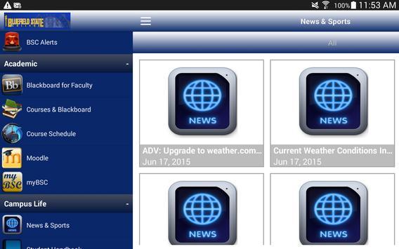 myBSCMobile apk screenshot