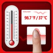 Temperature Thermometer Prank icon