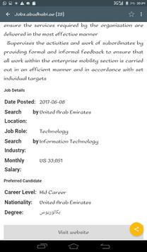 Jobs in Dubai - UAE Job Vacancies screenshot 3